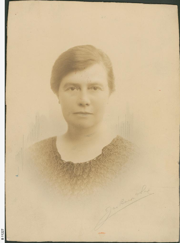 Constance Muriel Davey