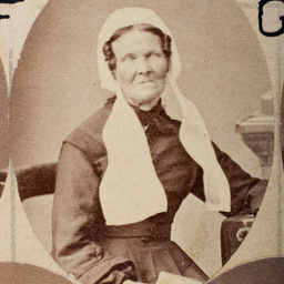 Group of [women] Old Colonists : Charlotte Hughes